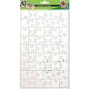 Graine Créative 10 puzzles de 54 pièces à décorer - 24 x 16 cm - Graines créatives