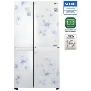 LG SIDE BY SIDE 581 LTRS GCB 247 SCUV BST