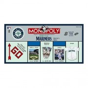 USAopoly Seattle Mariners Baseball Collector's Edition Monopoly Board Game by USAopoly