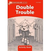 Dolphin Readers Level 2: Double Trouble Activity Book by Craig Wright