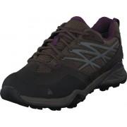 The North Face Women's Hedgehog Hike GTX Weimaraner Brown/ Purple, Skor, Sneakers & Sportskor, Walkingskor, Brun, Dam, 36