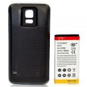 Bateria De Alta Capacidade Para Samsung Galaxy S5, G900F Com Tampa Traseira