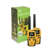 Statie radio PMR portabila PNI PMR R6 set cu 2bc fara incarcator (PNI)