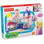 Fisher-Price Little People Disney Princess Klip Klop Stable (Manufacturer recommended age: 18 months - 5 years)