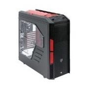 AeroCool Xpredator-X3 Casse per PC, Rosso
