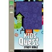 NIrV, Kids' Quest Study Bible by Zondervan