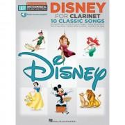 Hal Leonard - Easy Play-Along: Disney Klarinette