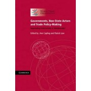 Governments, Non-State Actors and Trade Policy-Making by Ann Capling