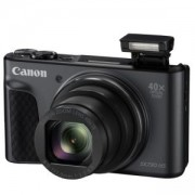 Цифров фотоапарат Canon PowerShot SX730 HS, Черен, AJ1791C002AA