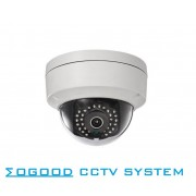 Hikvision Multi-language Version DS-2CD3135F-I 3MP H.265 IP Camera Support PoE / IR/ONVIF IP66 IK10 For Outdoor Use