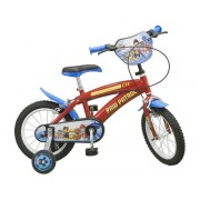 Bicicleta 14 inch Paw Patrol
