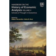 Handbook on the History of Economic Analysis Volume II by Gilbert Faccarello