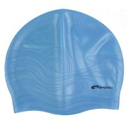 SHOAL Plavecká čepice modrá Spokey