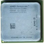 Processeur AMD Sempron 64 3000+ 1.8 GHz ( 800 MHz ) - Socket 939 - Cache L2 128 ko - SDA3000DIO2BW-S939