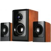 Boxe 2.1 Serioux SoundBoost HT2100C (Cherry Wood)
