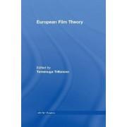 European Film Theory by Temenuga Trifonova