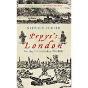 Pepys's London by Stephen Porter