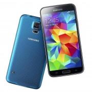 Débloqué Samsung Galaxy S5 G900V/P 16GB 16MP 5,1 pouces tactile écran Smartphone Mobile téléphone EU Stand Bleu