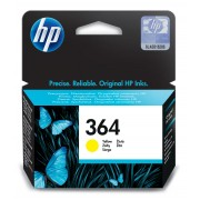 HP 364 Yellow Ink Cartridge Use in selected Photosmart printers