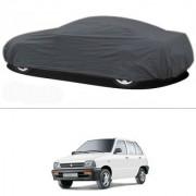 Millionaro - Heavy Duty Double Stiching Car Body Cover For Maruti Suzuki-800 (Maruti Car)
