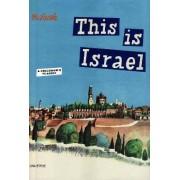 This Is Israel by Miroslav Sasek