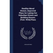 Healthy Moral Homes, Improved Plans for Laying Out Suburban Streets and Building Houses. [Text. With] Plans