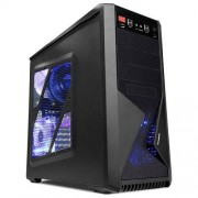 Zalman Z9PLUS Boîtier pour PC sans alimentation USB Noir