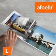 Fotoboek Maken - Liggend Large 28x21 cm met Fotokaft of Linnen Kaft