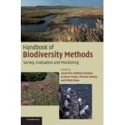 Handbook of Biodiversity Methods by David Hill