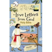 NIrV Love Letters from God Holy Bible, Hardcover by Zondervan