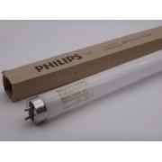 Tub neon fluorescent Philips TL-D snow white 18W 12000K T8 G13