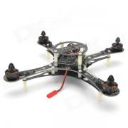 X-Power Micro integrado 2.4GHz 4-CH radio control 4-Axis aeronaves - Negro