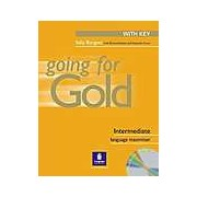 Going for Gold Intermediate Language Maximiser with Key and Audio CD
