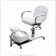 Scaun de pedichiura cu spatar reglabil