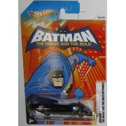 Hot Wheels 2012 Series #2 of 8 Batman The Brave and the Bold Batmobile 1:64 scale by Hot Wheels