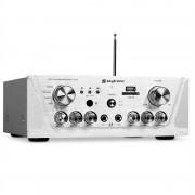 Receptor HiFi SKYTRONIC MP3 USB SD Karaoke compact (Sky-103.131)