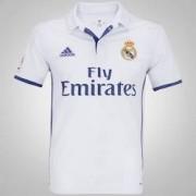 adidas Camisa Real Madrid I 16/17 adidas - Masculina - BRANCO