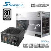 Seasonic 660W 80Plus Platinum Series Power Supply PSU