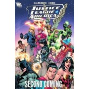 Justice League of America Second Coming by Dwayne McDuffie