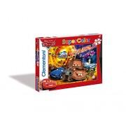 Clementoni 27860 - Puzzle Cars, 104 pezzi