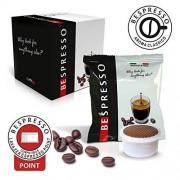 BEspresso caffè 25 capsule compatibili Lavazza Point aroma classico