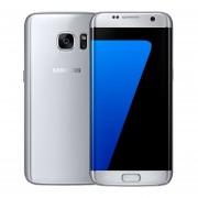 Samsung Galaxy S7 Edge G9350 4 + 32 GB 4G LTE Dual Sim Android 6.0 Quad Core 5.5 Pulgadas WQHD 5 + 12MP Plata