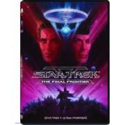 STAR TREK V THE LAST FRONTIER DVD 1989