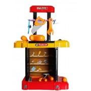 Power Trc Kids Toy Workshop Tool Bench Play Set