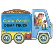 Curious George's Dump Truck: (Mini Movers Shaped Board Books) by Rey H.A.