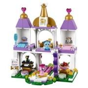 Beautiful 186-piece Disney Princess Palace Pets Royal Castle Play Set, Multicolor by LEGO
