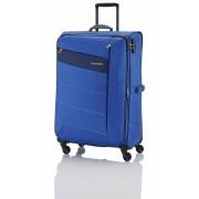 Travelite KITE L könnyű négykerekes nagy bőrönd