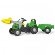 Tractor Rolly Toys 023196 verde