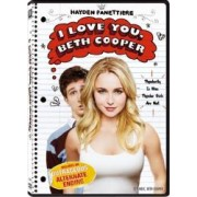 I LOVE YOU BETH COOPER DVD 2009