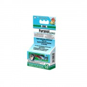 Medicament pentru pesti JBL Furanol Plus 250 / 20tab pentru 500 l